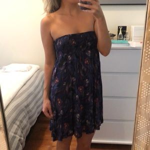 H&M Dresses - Strapless dress